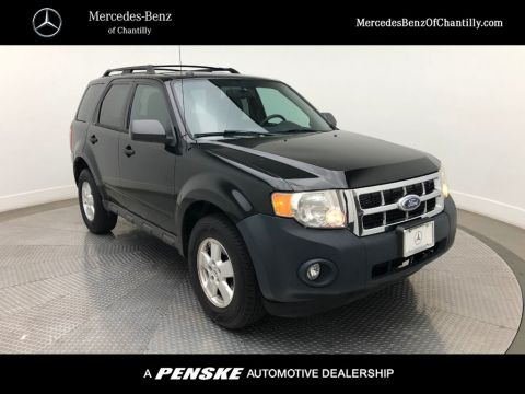 Pre-Owned 2010 Ford Escape 4WD 4dr XLT