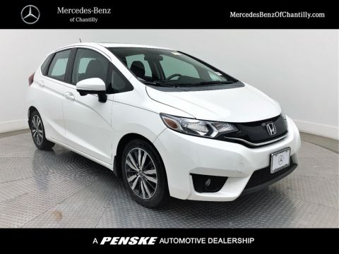Pre-Owned 2015 Honda Fit 5dr Hatchback CVT EX