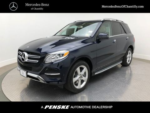 New 2018 Mercedes-Benz GLE GLE 350
