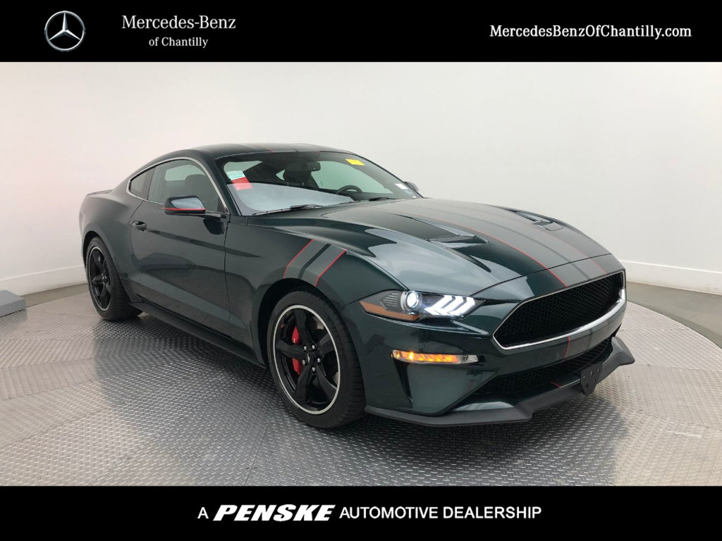 Pre-Owned 2019 Ford Mustang Bullitt Fastback