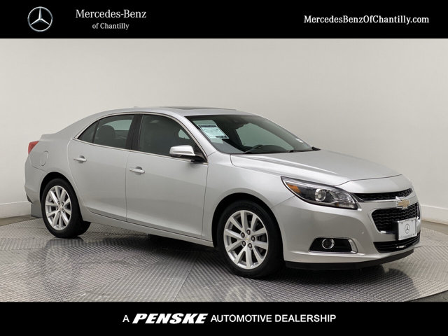 Pre-Owned 2014 Chevrolet Malibu 4dr Sedan LTZ w/1LZ