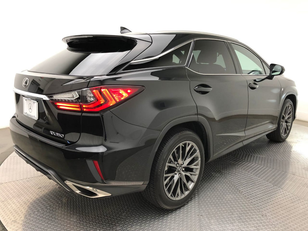 Pre-Owned 2019 Lexus RX RX 350 F SPORT AWD SUV in ...
