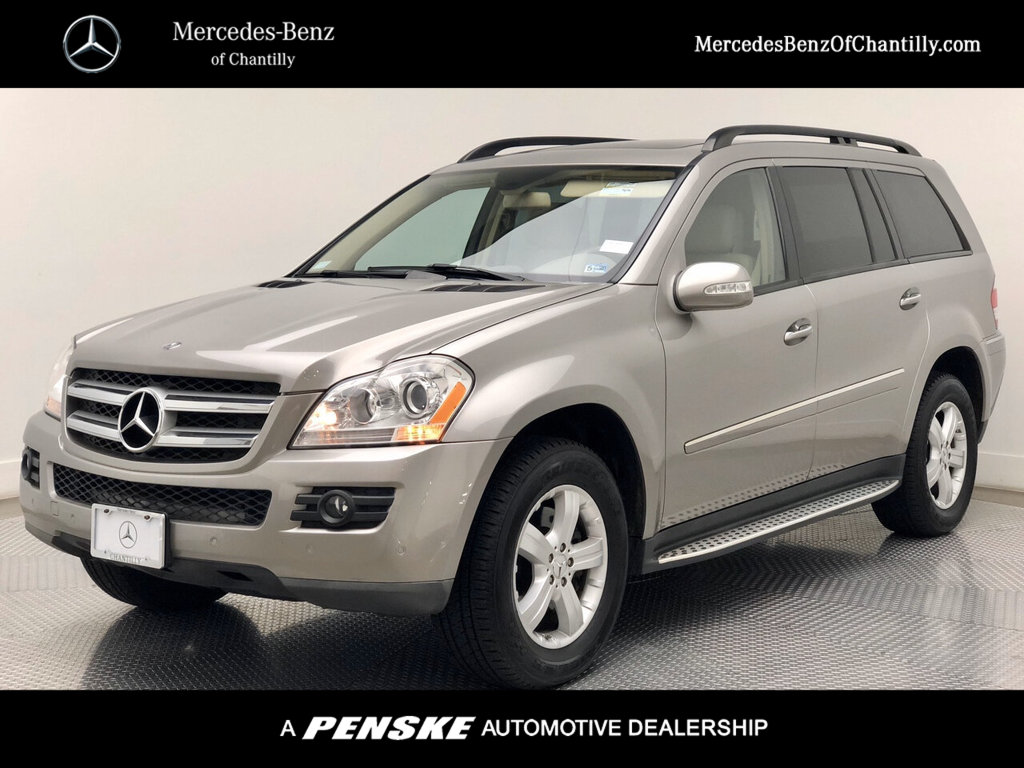 Pre-Owned 2008 Mercedes-Benz GL-Class GL 450