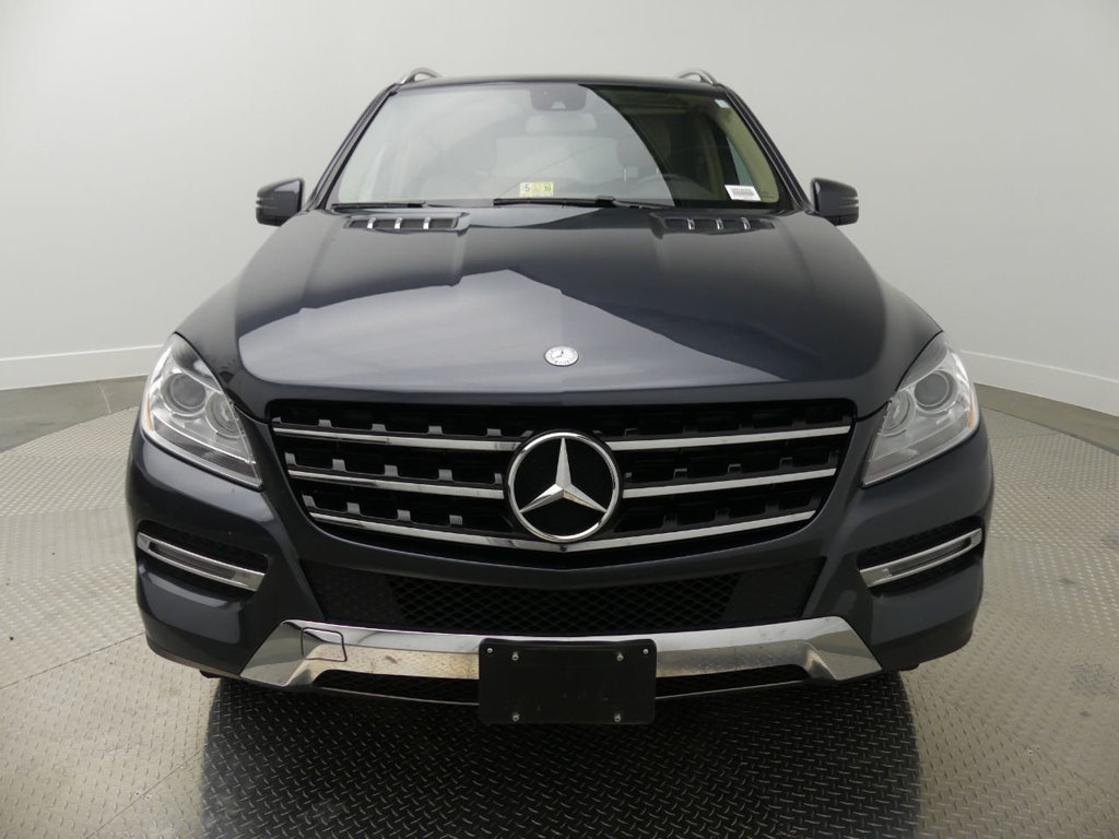 certified pre-owned 2014 mercedes-benz m-class 4matic® 4dr ml 350