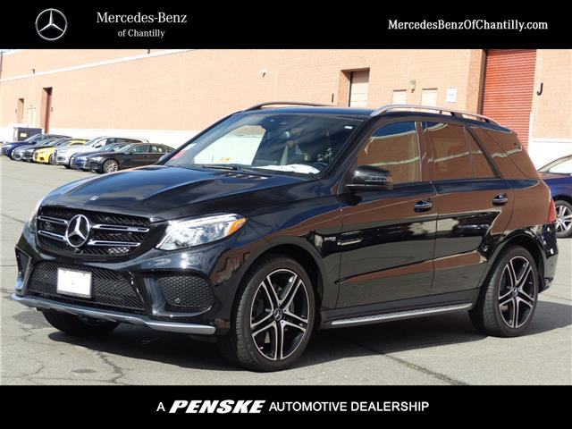New 2018 Mercedes Benz Gle Amg Gle 43 Suv Suv In