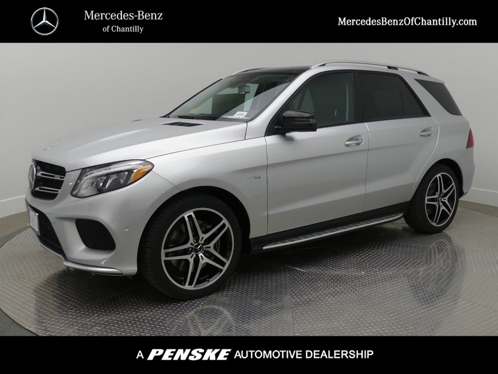 New 2018 mercedes benz gle gle 43 amg suv suv in for Mercedes benz chantilly