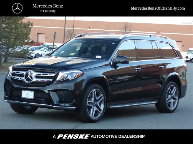 New 2017 mercedes benz gls gls 550 suv in chantilly for Mercedes benz chantilly