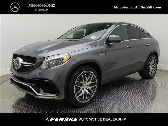New 2018 mercedes benz gle amg gle 63 s coupe coupe in for Mercedes benz chantilly