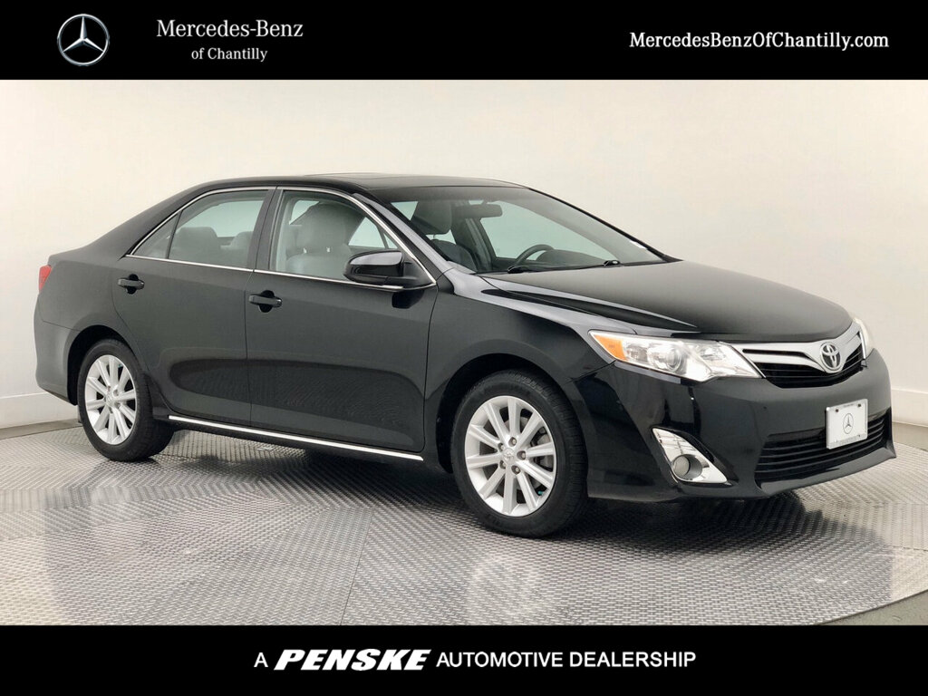Pre-Owned 2012 Toyota Camry 4dr Sedan I4 Automatic XLE