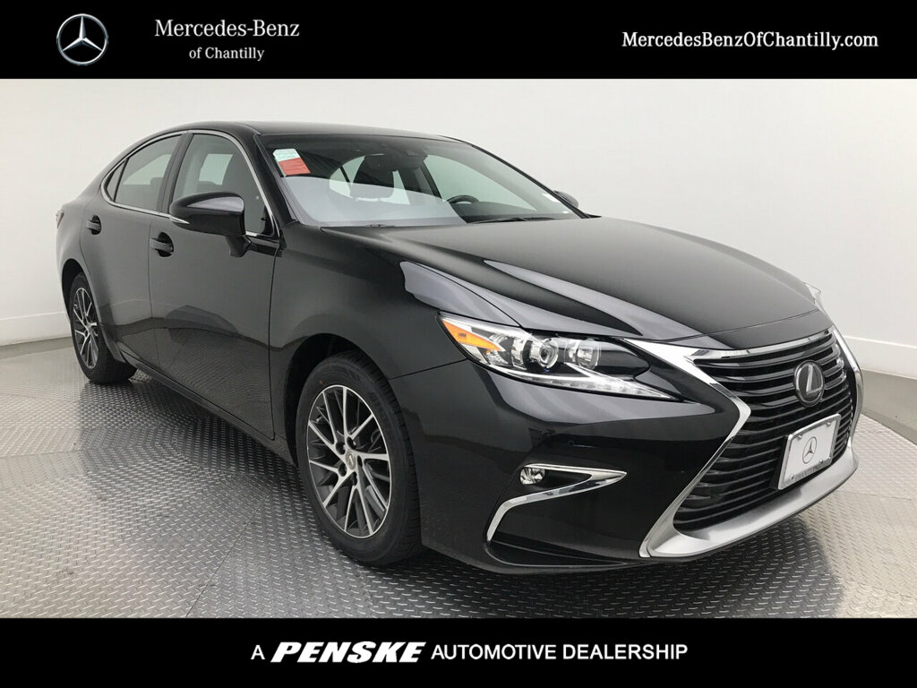 Pre-Owned 2017 Lexus ES ES 350 Sedan