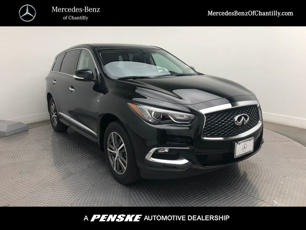 Infiniti Suv 2017 >> Pre Owned 2017 Infiniti Qx60 Awd All Wheel Drive Suv