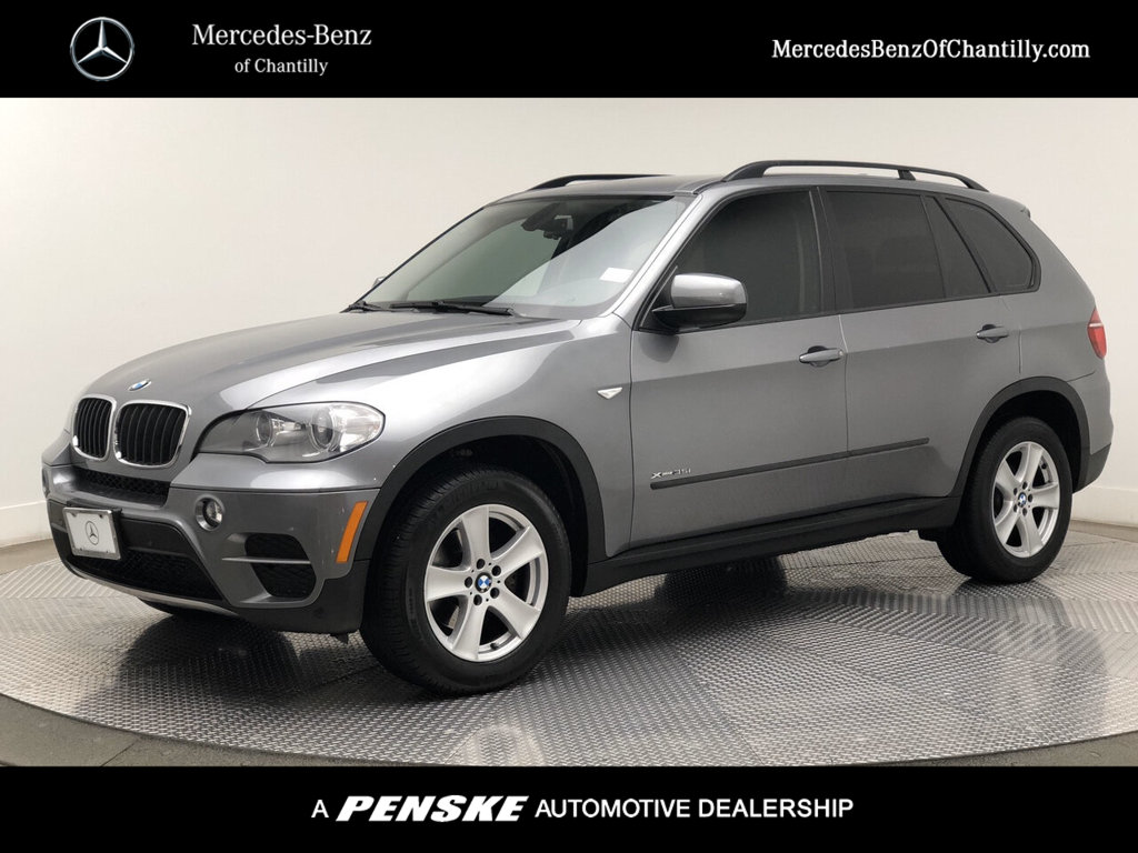 Pre-Owned 2012 BMW X5 35i