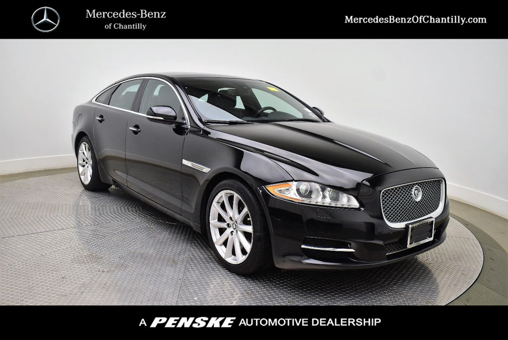 Pre-Owned 2011 Jaguar XJ 4dr Sedan