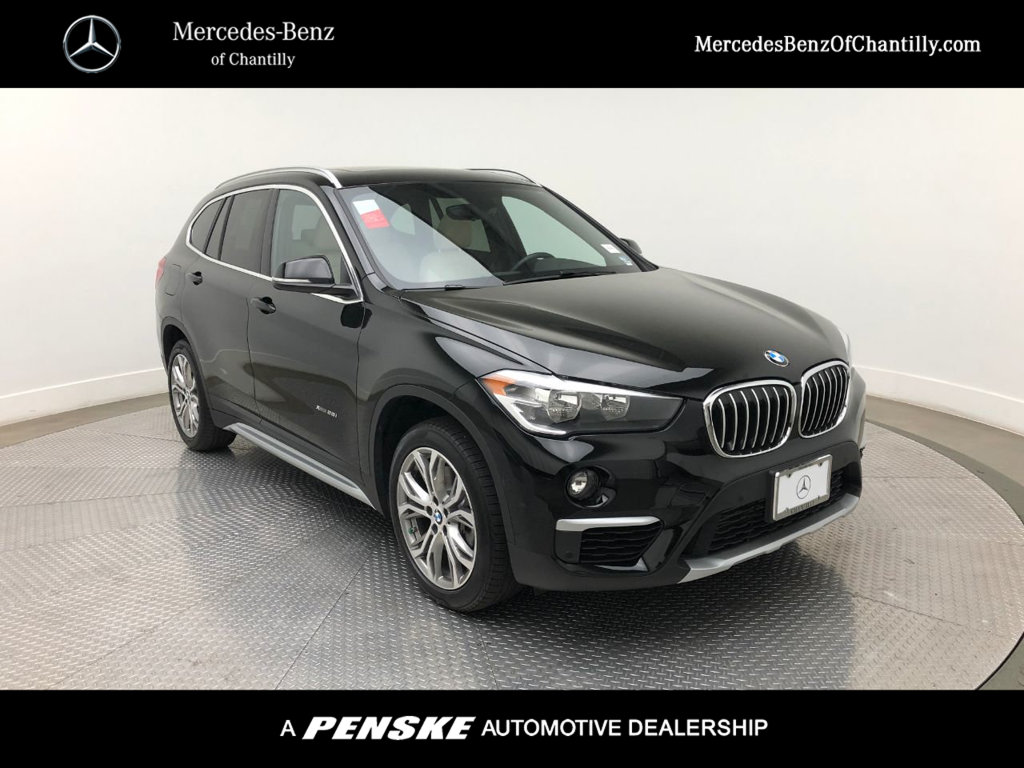 Pre Owned 2017 Bmw X1 Xdrive28i