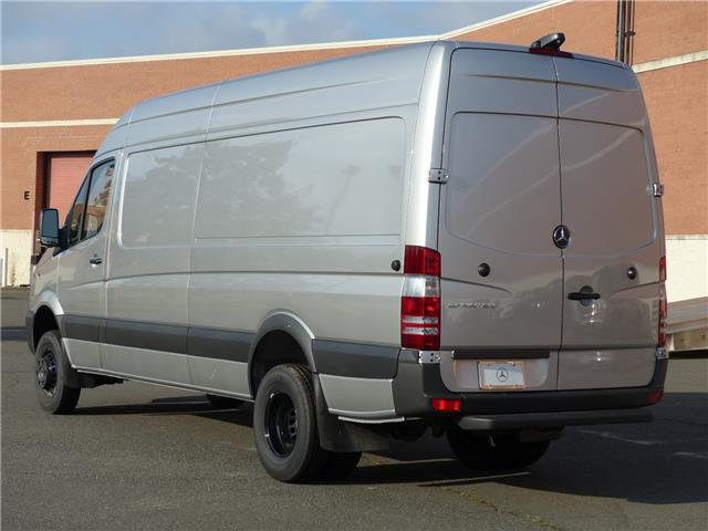 new 2017 mercedes benz sprinter cargo van 3500 xd high