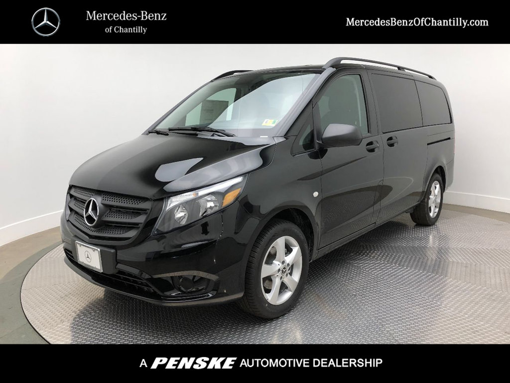 New 2018 Mercedes Benz Metris Van