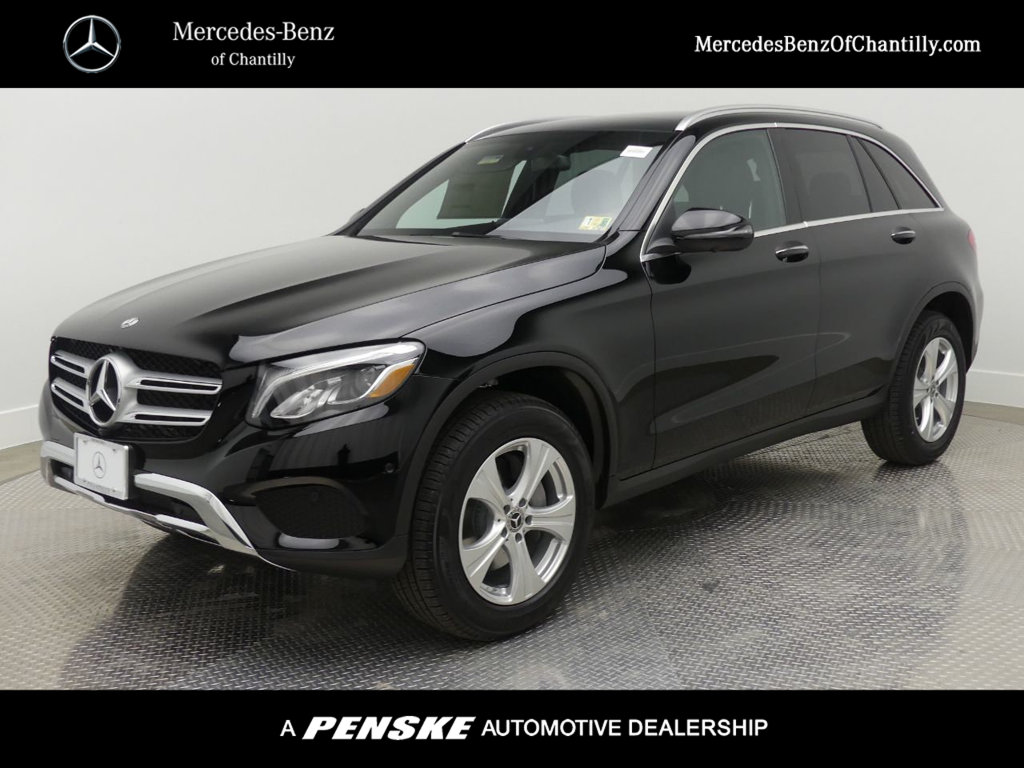 New 2018 mercedes benz glc glc 300 suv in chantilly for Mercedes benz financial payment address