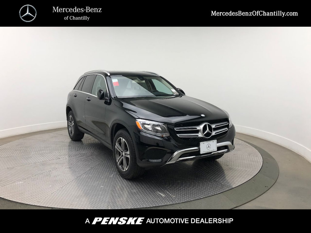 Certified Pre-Owned 2016 Mercedes-Benz GLC GLC 300