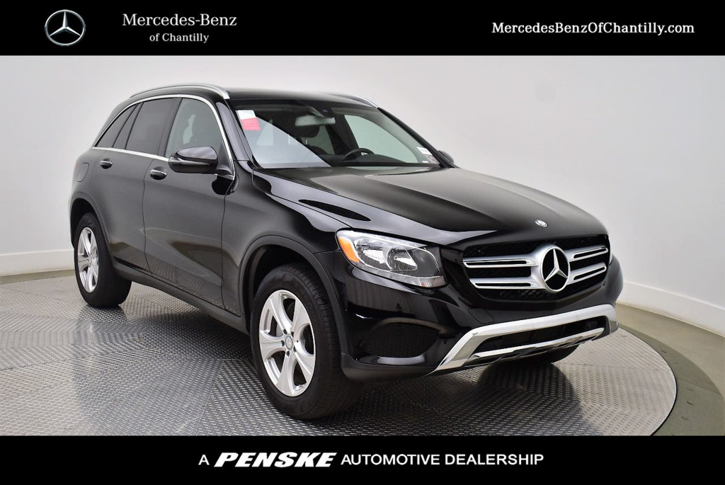 Certified Pre-Owned 2016 Mercedes-Benz GLC 4MATIC® 4dr GLC 300
