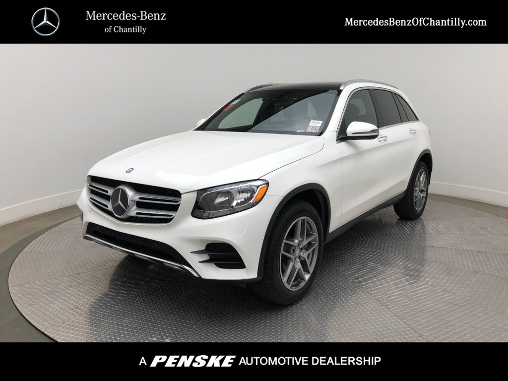 Certified Pre Owned 2016 Mercedes Benz Glc 300 Sport