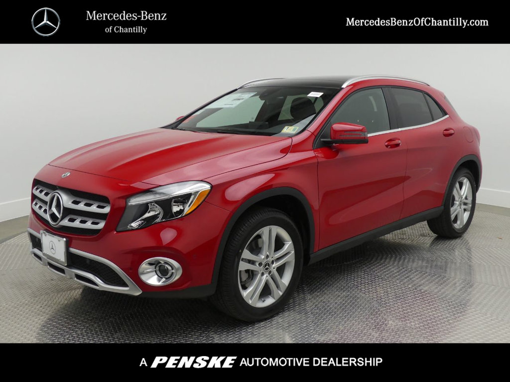 New 2018 mercedes benz gla gla 250 suv in chantilly for Mercedes benz chantilly