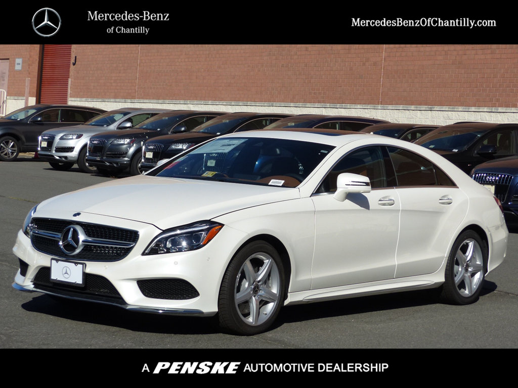 New 2018 mercedes benz cls cls 550 coupe in chantilly for Mercedes benz financial payment address