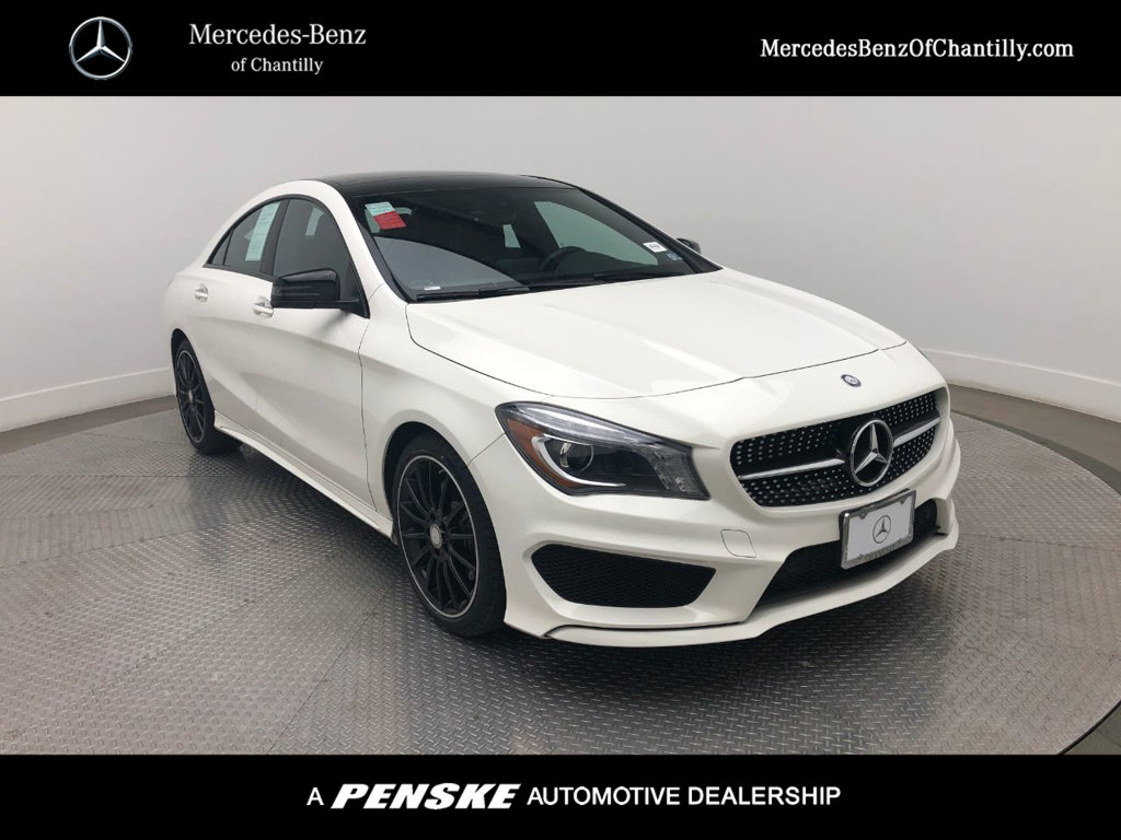 Certified Pre Owned 2016 Mercedes Benz Cla Cla 250 Sport Coupe In