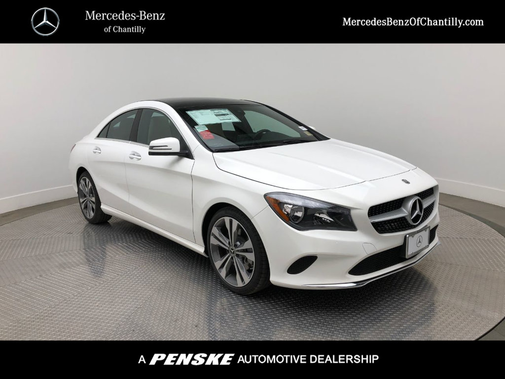 Mercedes Benz 4Matic >> New 2019 Mercedes Benz Cla Cla 250 Coupe In Chantilly 7190150