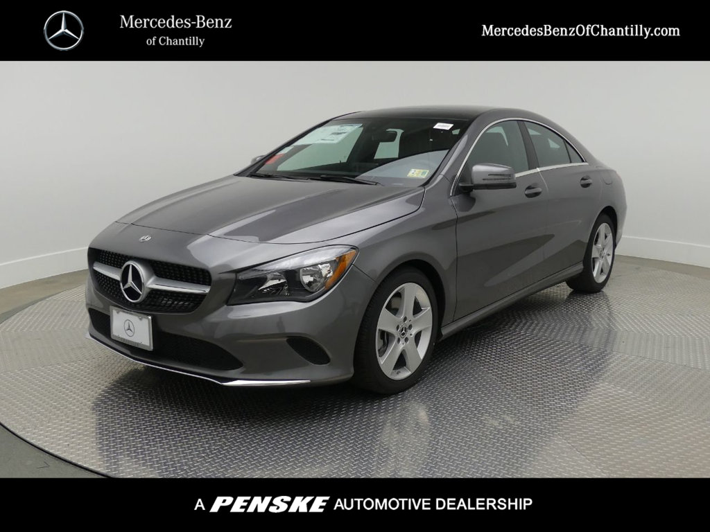 New 2018 mercedes benz cla cla 250 4matic coupe coupe in for Mercedes benz cla 250 msrp