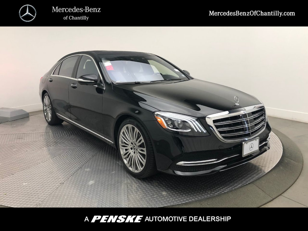 New 2020 Mercedes Benz S 450 With Navigation Awd