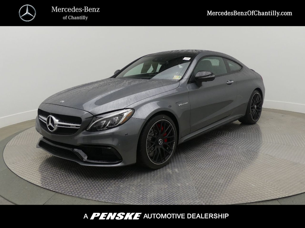 New 2018 mercedes benz c class amg c 63 s coupe coupe in for Mercedes benz payment calculator