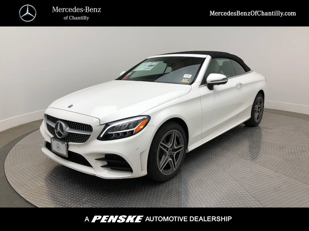 Marvelous New 2019 Mercedes Benz C Class C 300 Sport