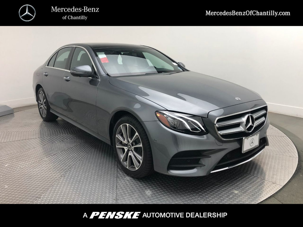 New 2020 Mercedes Benz E 450 With Navigation Awd