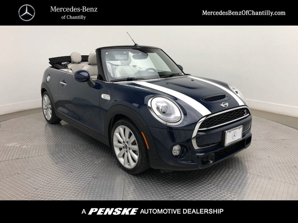 Pre-Owned 2018 MINI Cooper S Convertible