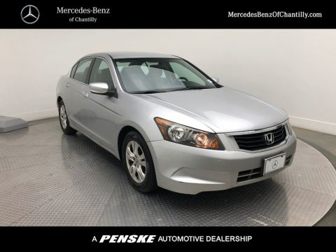 Pre-Owned 2010 Honda Accord Sedan 4dr I4 Automatic LX-P