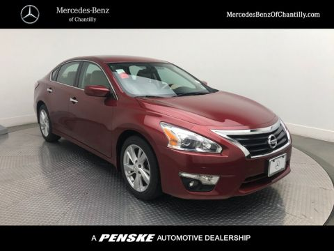 Pre-Owned 2015 Nissan Altima 4dr Sedan I4 2.5 SL