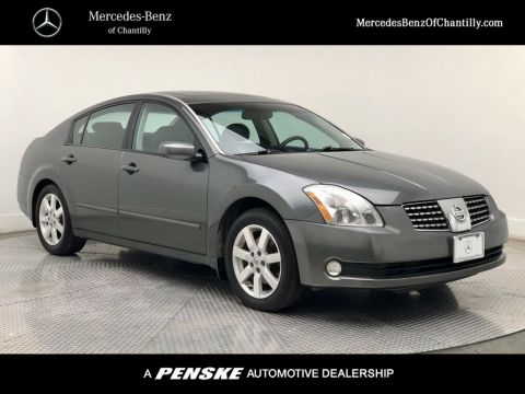Pre-Owned 2006 Nissan Maxima 4dr Sedan V6 Automatic 3.5 SL