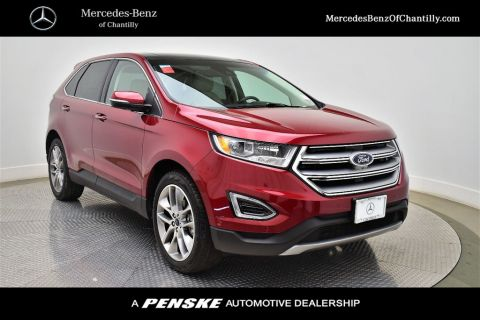 Pre-Owned 2015 Ford Edge 4dr Titanium FWD