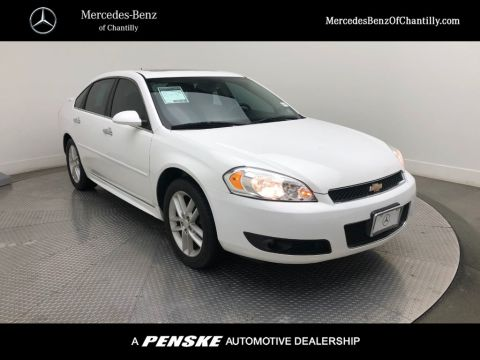 Pre-Owned 2014 Chevrolet Impala Limited 4dr Sedan LTZ