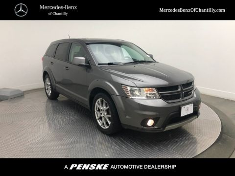 Pre-Owned 2013 Dodge Journey FWD 4dr R/T
