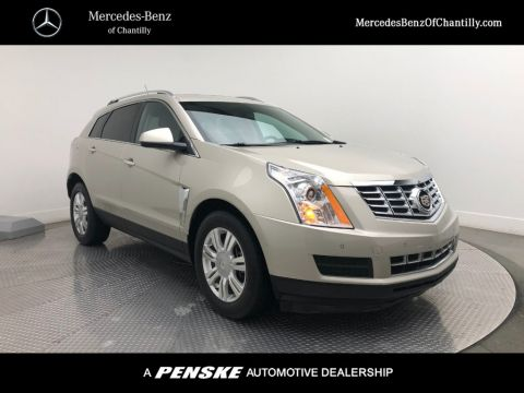 Pre-Owned 2014 Cadillac SRX AWD 4dr Luxury Collection