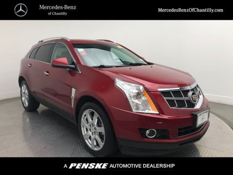 Pre-Owned 2012 Cadillac SRX AWD 4dr Premium Collection