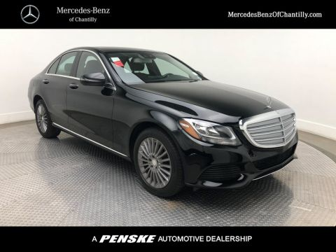 Pre-Owned 2016 Mercedes-Benz C-Class 4dr Sedan C 300 Luxury 4MATIC®