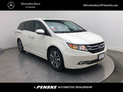 Pre-Owned 2016 Honda Odyssey 5dr Touring Elite