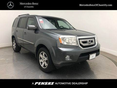 Pre-Owned 2010 Honda Pilot 4WD 4dr Touring w/RES & Navi