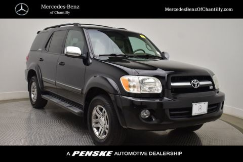Pre-Owned 2007 Toyota Sequoia 4WD 4dr Limited