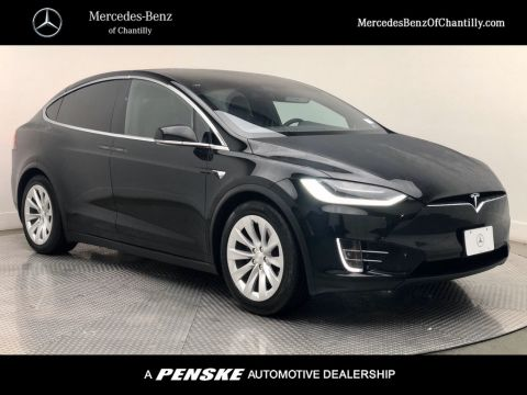 Pre-Owned 2018 Tesla Model X 75D AWD