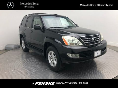 Pre-Owned 2007 Lexus GX 470 4WD 4dr