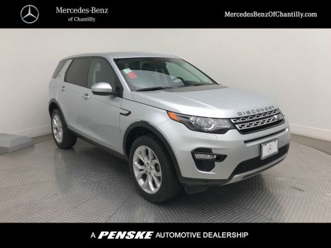 Pre-Owned 2015 Land Rover Discovery Sport AWD 4dr HSE