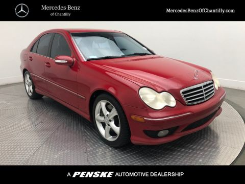 Pre-Owned 2006 Mercedes-Benz C-Class C 230 4dr Sport Sedan 2.5L
